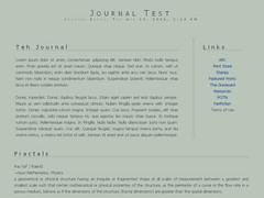 deviantART Journal Layouts